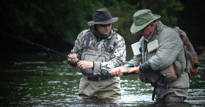 River Wharfe Fishing
